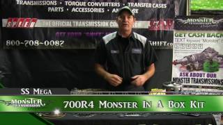 700R4 Mega Monster In A Box Overview