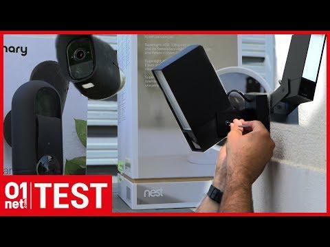 Cambriolages : notre sélection de caméras de surveillance