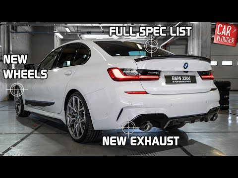 SNEAK PREVIEW The NEW 2019 M Performance Parts | FULL SPEC LIST
