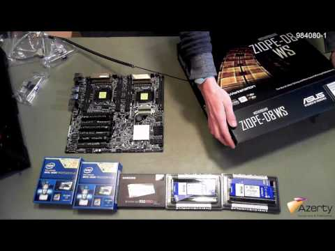 [Azerty.nl] Order 984080-1 Assemblage video (Dual Xeon, Tita