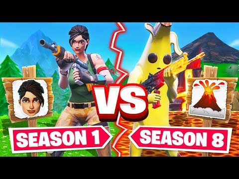 SEASONS VERSUS Challenge MAP *NEW* Game Mode in Fortnite Battle Royale