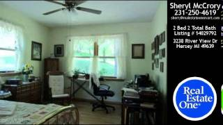 3238 River View Dr, Hersey, MI - 140,000