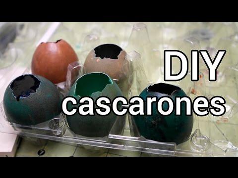 How to Make Cascarones : DIY