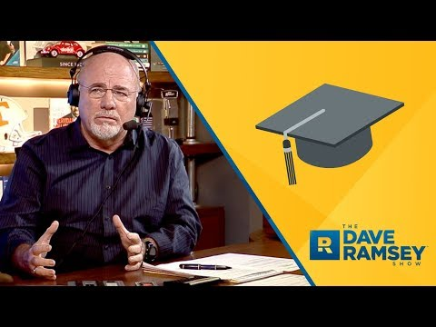 Dave Ramsey's Thoughts On Sen. Warren's Student Loan Solution Mp3