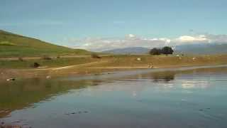 Success Lake Porterville California (panning video 08)
