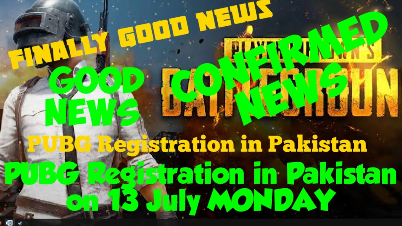 Finally Meeting Will be Fixed between PUBG & PTA// PUBG UNBan on 13July Monday After PUBG Regist