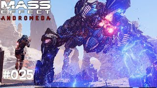 MASS EFFECT ANDROMEDA #025 - WAS IST DAS?! - Let's Play Mass Effect Andromeda Deutsch / German