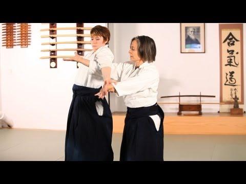 How to Do Udekime Nage   Aikido Lessons