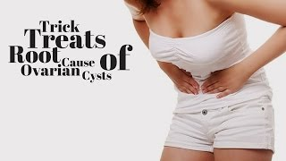 OVARIAN CYST SYMPTOMS PAIN