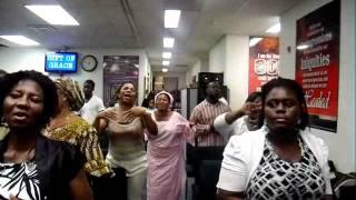 GTCC Convetion 2011 - Pastor Joseph Adelakun -Ayewa- singing Amona.