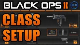 Black Ops 2 - إنشاء فئة الإعداد w/ Ali-A ! - نداء الواجب BO2 متعددة البنادق نصائح والخدع