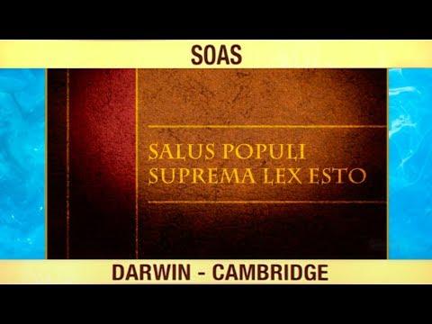University Challenge 2018/19 E4: SOAS v Darwin. 13 August 2018. Jeremy Paxman