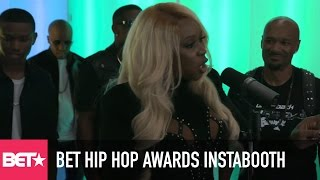 2016 BET Hip Hop Awards Instabooth: Remy