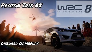 WRC 8/Proton Iriz R5/Fafe Reverse - Portugal/ Onboard Gameplay (1080p)