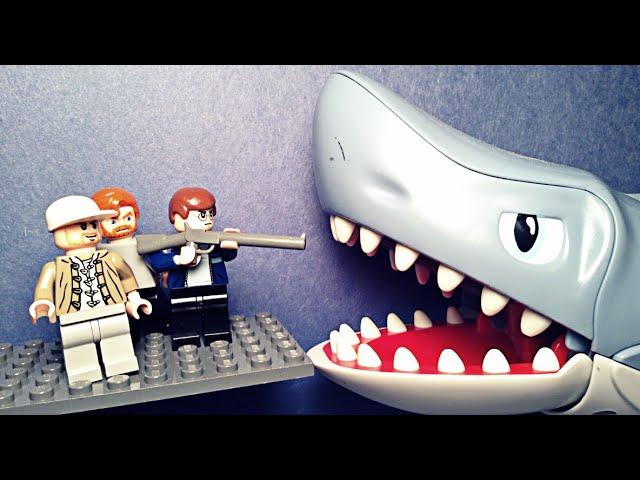 Лего челюсти картинки