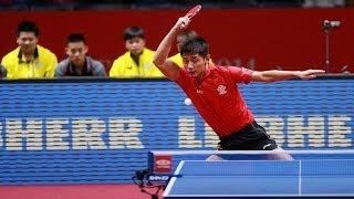 ZEN NOH 2014 WTTC Highlights: Zhang Jike Vs Huang Sheng Sheng