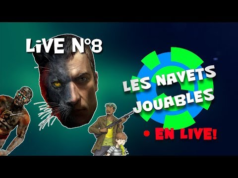 Live n°8 - Aventures tranquillou