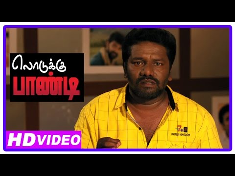Lodukku Pandi Tamil Movie | Scenes | Karunas Talkes To His Dad's Spirit