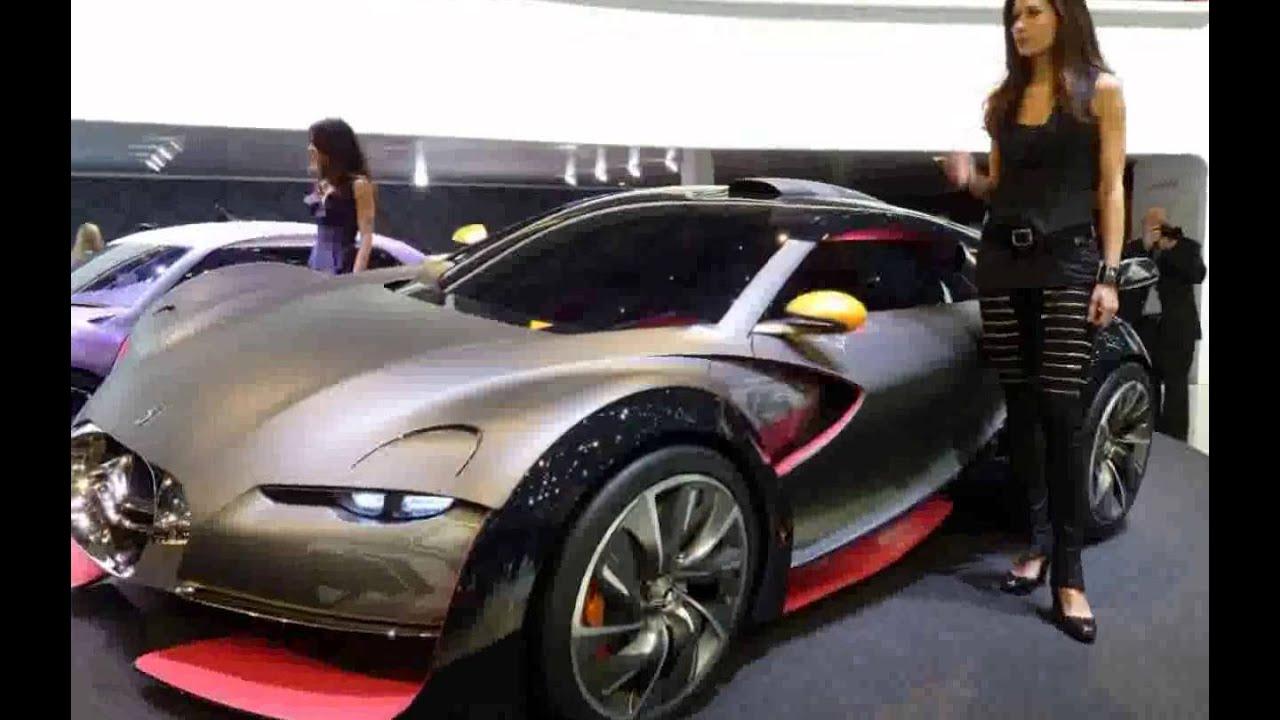 Citroën Survolt - pictures - YouTube