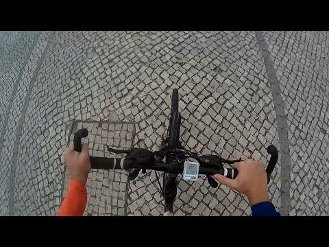 Lisboa: Alameda a Belém de bike!