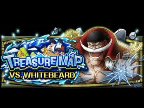 Treasure Map Whitebeard!! All Teams (Vista, Jozu, Marco, Ace and WB) - OPTC Global
