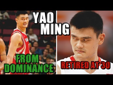 What Happened to Yao Ming's NBA Career?
