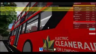 ROBLOX BUS REVIEWS: E400H CITY 5K VIEWS!!!!!!!