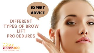 Now Trending - Different types of Brow lift procedures explained by Dr. Edmund Kwan