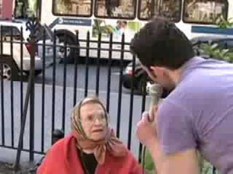 """Billy Eichner : Man on the Street from """"Funny or Die's Billy On the Street"""" on Fuse"""