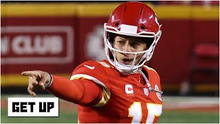 Get Up admires Patrick Mahomes' greatness after leading the Chiefs to back-to-back Super Bowls