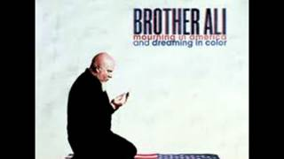 Watch Brother Ali Letter To My Countrymen feat Dr Cornel West video