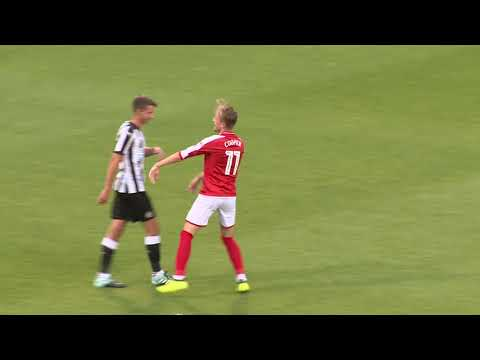 Crewe Alexandra 1-2 Newcastle United U21: Checkatrade Trophy Group Stage Highlights 2017/18 Season