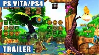Gem Smashers - Gameplay Trailer (PS Vita/PS4)