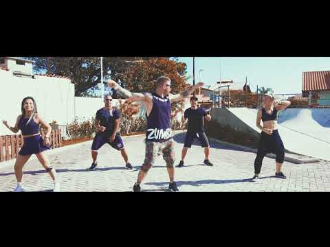 Reversa - Skinny happy - Marlon Alves Dance MAs - Zumba