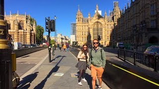 Walking London's Millbank : Pimlico to Westminster Abbey via Houses of Parliament thumbnail