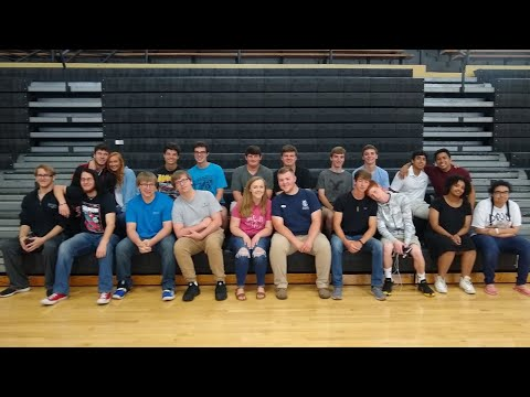 Ten sets of twins will graduate this year from Boyle County High School