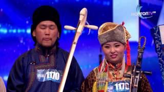 Алтай хамтлаг -  Өв тээгчид | 1-р шат | Дугаар 6 | Авьяаслаг Монголчууд 2016