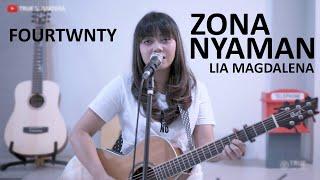 ZONA NYAMAN - FOURTWNTY COVER BY LIA MAGDALENA