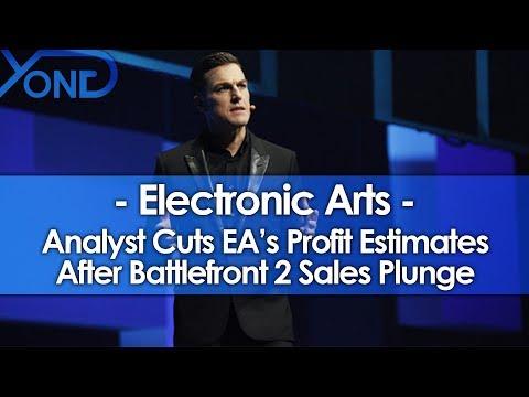 Analyst Cuts EA Profit Estimates After Battlefront 2 Sales Plunge