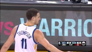 Detroit Pistons at Golden State Warriors - Ja...