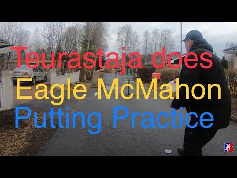 Teurastaja Does Eagle McMahon Putting Practice [FIN]