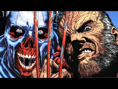 Thumbnail: The Untold story of Old Man Logan Explained