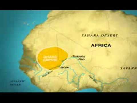 Africa   Almoravids
