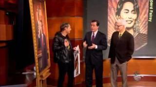 The Colbert Report 2010 12 08 Steve Martin