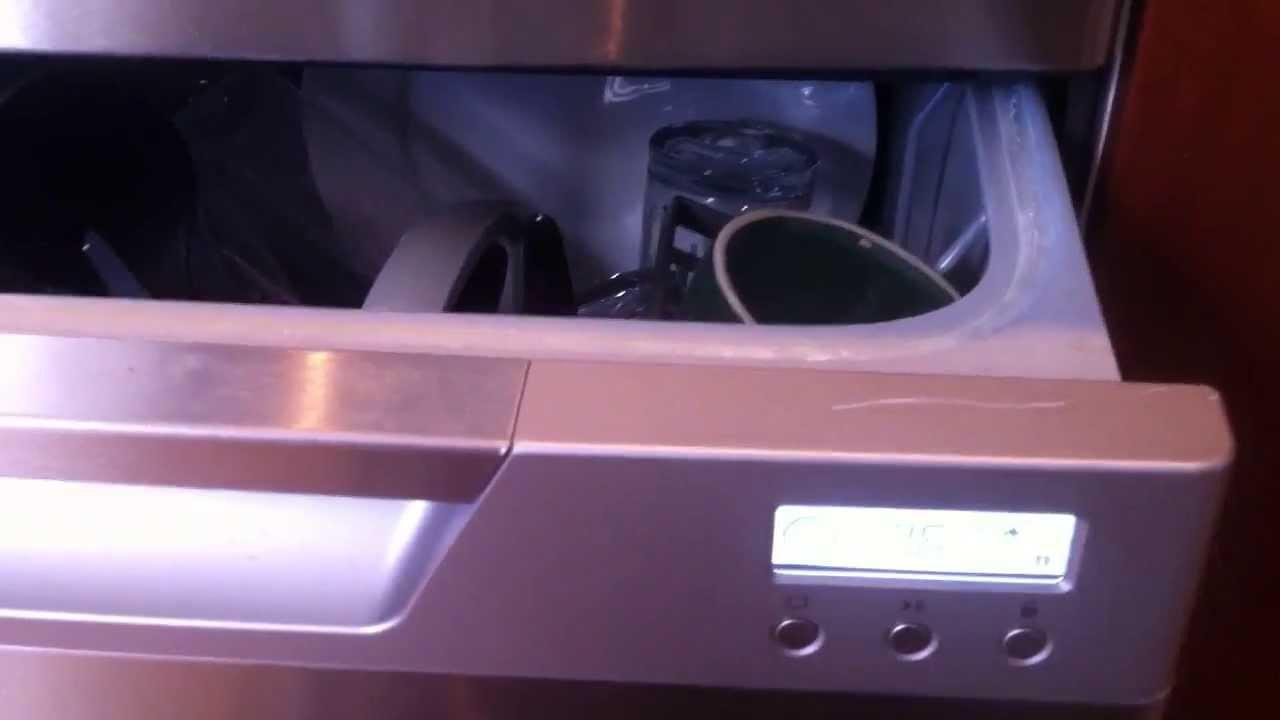Dishwasher Not Working >> Fisher & Paykel Dishwasher Easter Egg - YouTube