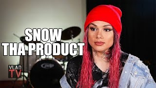 Snow Tha Product on Telling Her Ex-Husband She's Now in a Relationship with a Girl (Part 1)