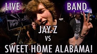 Lynyrd Skynyrd - Sweet Home Alabama vs JAY-Z vs MILEY CYRUS vs KATY PERRY vs 2PAC (BPM KREW Mashup)