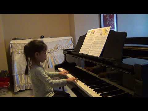Lillian's Piano-Oom-Pa-Pa!