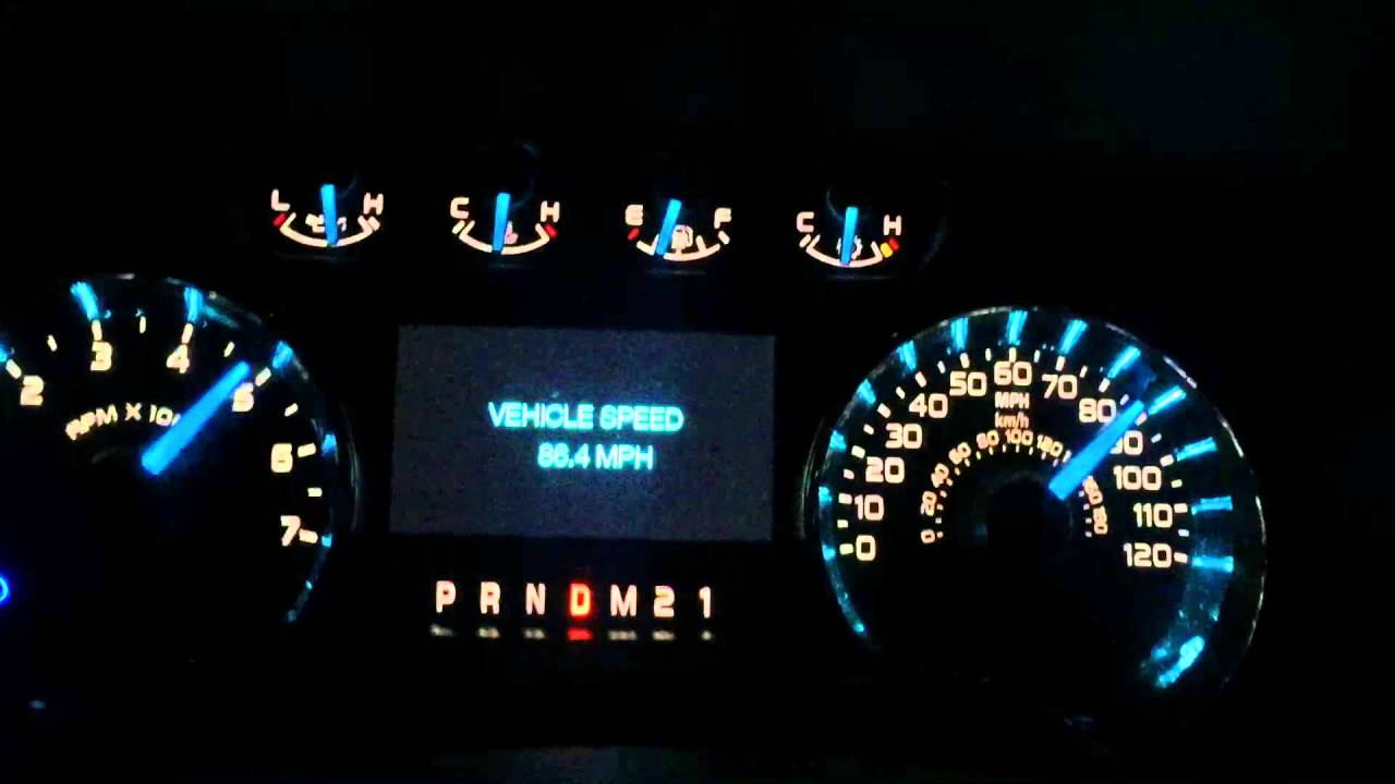 5.0 Coyote F150 >> 2014 Coyote 5.0 F150 Top Speed Run No Governor - YouTube