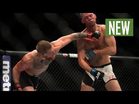 Conor McGregor vs Nate Diaz FULL FIGHT Night UFC 196 conor mcgregor trash talk